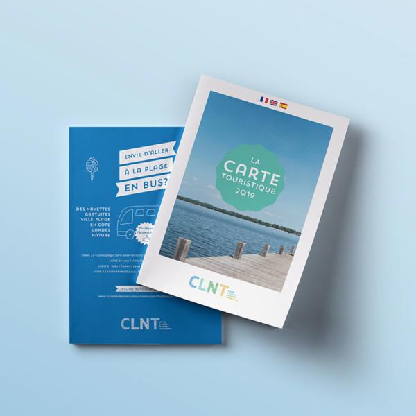 Carte touristique CLNT