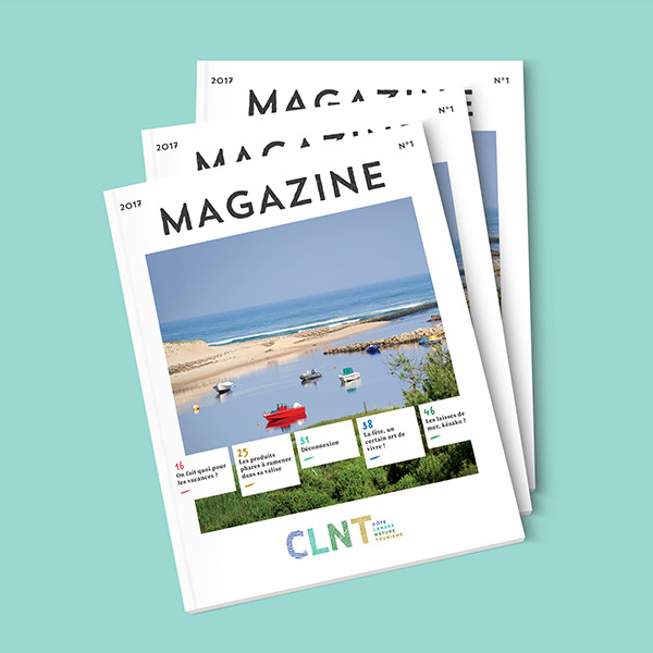 Magazine CLNT – 52 pages