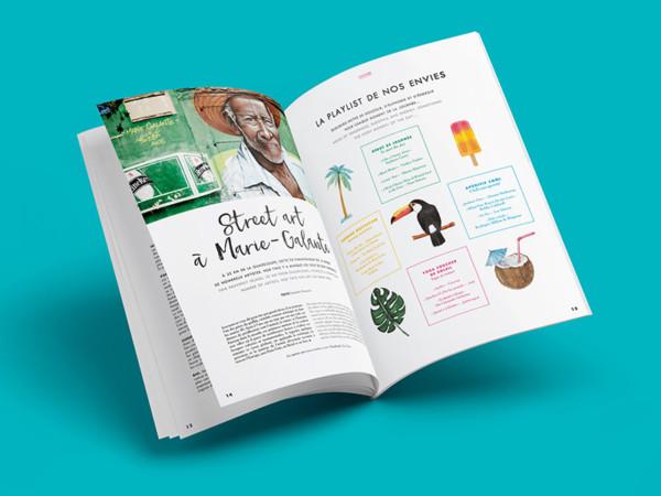 Des Hôtels et des Iles – Magazine – 84 pages