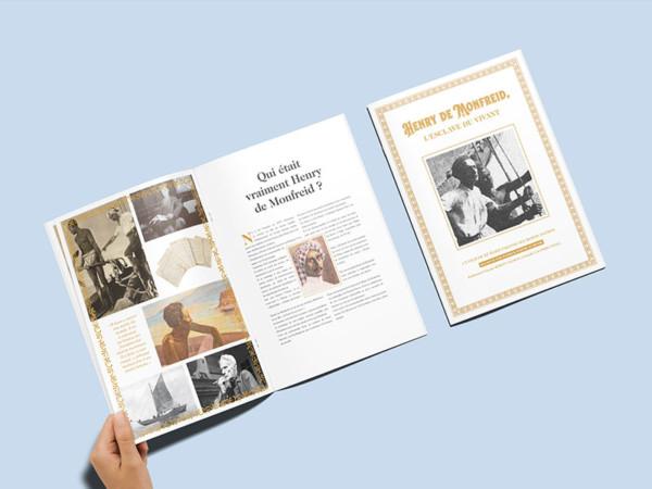 Henri de Monfreid – Dossier de présentation